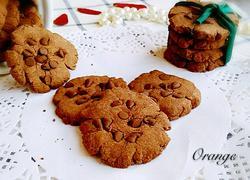 趣多多巧克力饼干