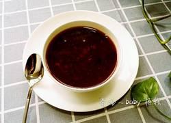 黑豆黑米粥