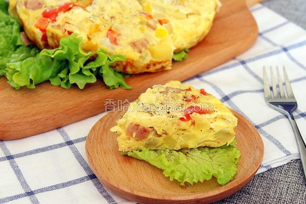 西班牙厚煎蛋