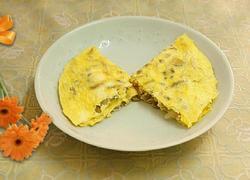 榨菜煎鸡蛋
