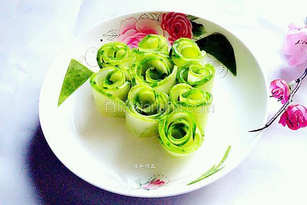 酸甜萝卜花