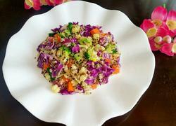 藜麦蔬菜沙拉