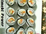 海苔寿司卷的做法[图]