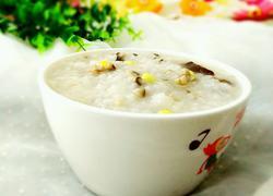 香菇玉米瘦肉粥