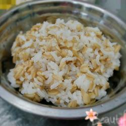 原燕麦大米饭