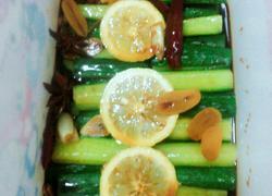 黄瓜小咸菜