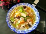 肉丸子杂烩汤的做法[图]