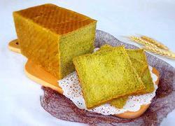 菠菜吐司面包