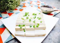 白玉红油豆腐