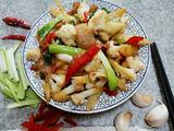五花肉花菜的做法[图]
