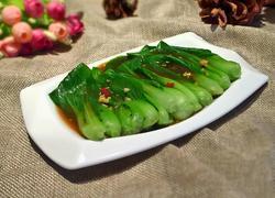 蚝油小白菜