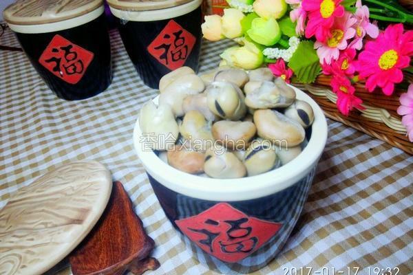 五香腐大豆