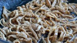 蒜苔炒肉的做法图解17