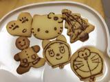 动物饼干的做法[图]