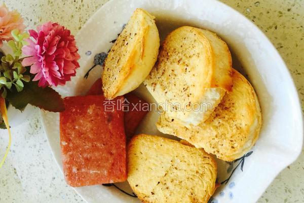 (早餐)烤馒头片