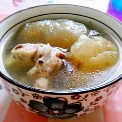 四味苹果清润汤