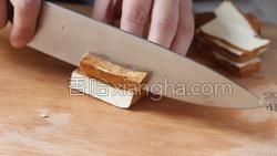 豆豉香干回锅肉的做法图解5