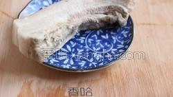 豆豉香干回锅肉的做法图解18