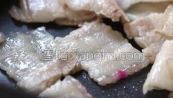 豆豉香干回锅肉的做法图解22