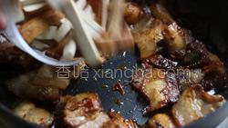 豆豉香干回锅肉的做法图解29