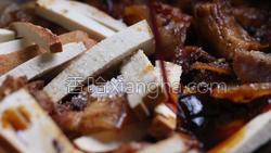 豆豉香干回锅肉的做法图解30