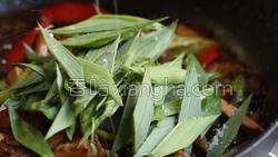 豆豉香干回锅肉的做法图解34