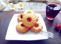 甜甜圈(面粉版)
