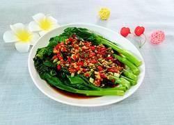 剁椒芥蓝菜