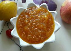 橙子苹果酱