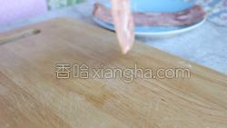 培根土豆卷的做法图解6