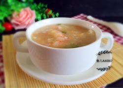 大虾珍珠汤
