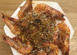 香煎竹节虾