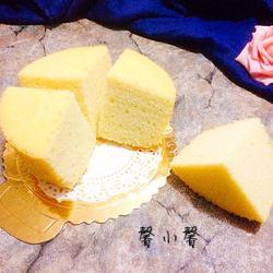 海绵蛋糕(六寸)