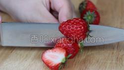 草莓蛋糕的做法图解21