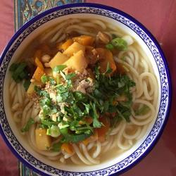山西面食系列之一:金瓜河洛