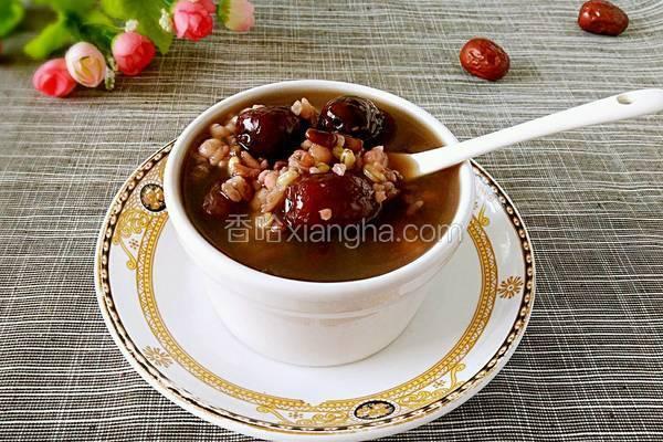 红枣杂粮粥