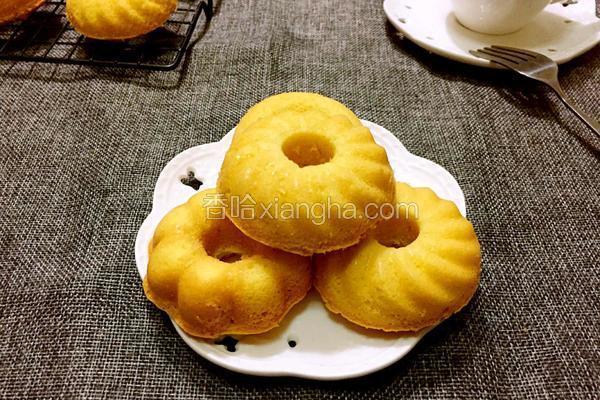 甜甜圈(蛋糕版)