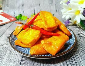 茄汁豆腐[图]
