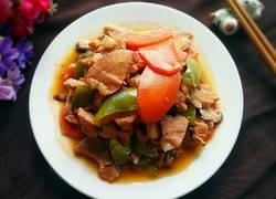 瘦肉炒杂蔬
