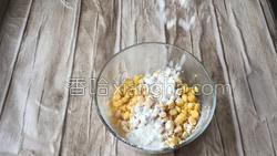 金沙玉米的做法图解5