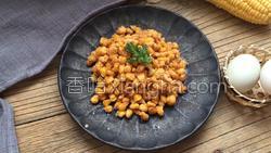 金沙玉米的做法图解18