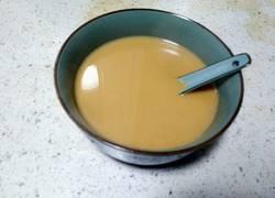 红糖枣花生豆浆