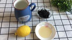 自制冰红茶的做法图解1