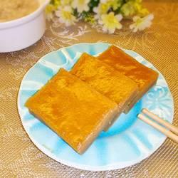 红糖糯米年糕