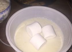 棉花糖布丁