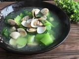 芥菜牡蛎汤的做法[图]