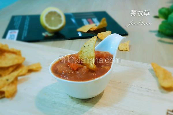 南美风味墨西哥玉米片番茄辣椒酱dorito salsa