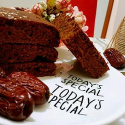 蜂蜜红糖枣糕