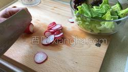 油醋汁蔬菜沙拉的做法图解17
