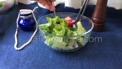 油醋汁蔬菜沙拉的做法图解19